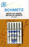 Иглы для металлизированных нитей Metallic B5 130 MET 90