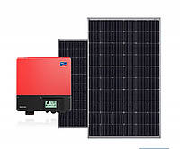 Комплект солнечной электростанции SMA + Ja Solar 10 кВт, фото 1