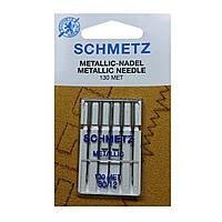 Иглы для металлизированных нитей Metallic B5 130 MET 80