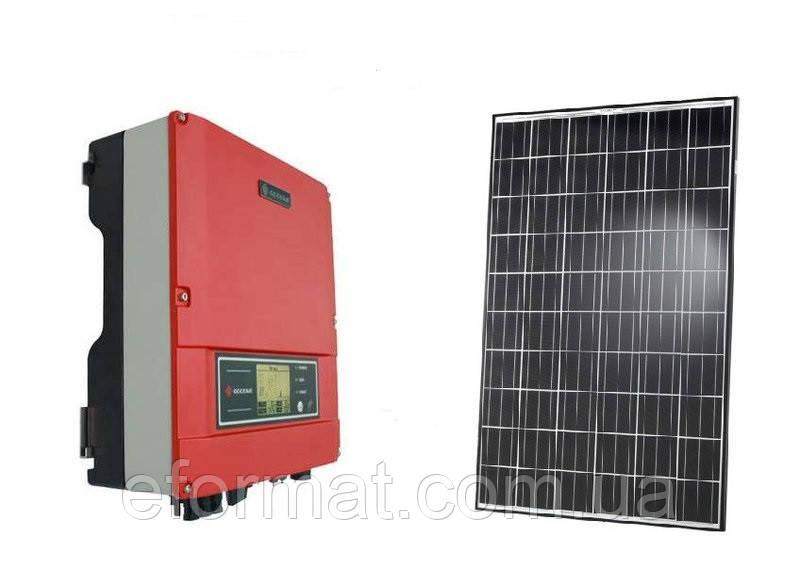 Комплект солнечной электростанции GoodWe + Perlight Solar 30 кВт