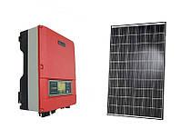 Комплект солнечной электростанции GoodWe + Perlight Solar 30 кВт, фото 1