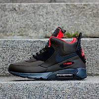 3706cb5e Мужские кроссовки Nike Air Max Sneakerboots 90's Реплика ААА+