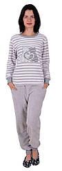 Пижама махровая женская Nicoletta