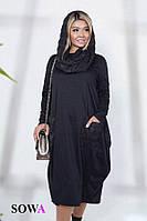 Платье женское батал  Карина, фото 1