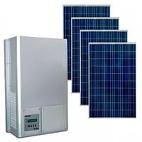 Комплект солнечной электростанции Omron + Abi-Solar 30 кВт, фото 1