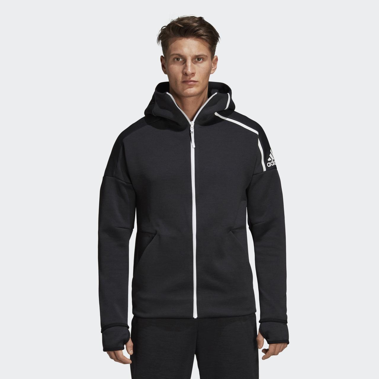 Мужская толстовка Adidas Performance Z.N.E. Fast Release (Артикул: DM5543)