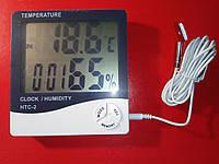 Измеритель  HTC-2 влажности и температуры с выносным датчиком , фото 1