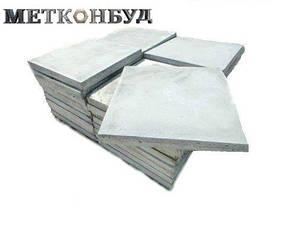 Железобетонные тротуарные плиты