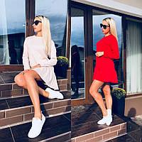 197b4a3a5c7 Трикотажное платье свободного кроя в Украине. Сравнить цены