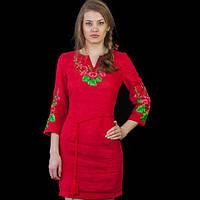 Женское платье с украинской вышивкой | Жіноче плаття з українською вишивкою