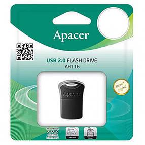 Флешка USB Apacer AH116 [AP16GAH116B-1], фото 2