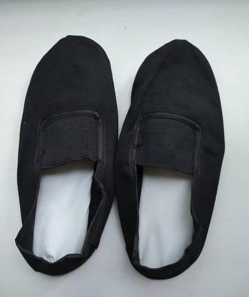 Черные чешки для танцев , фото 2