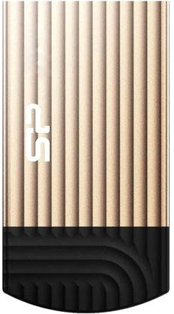 Флешка USB Silicon Power Touch T20 Champagne [SP008GBUF2T20V1C], фото 2