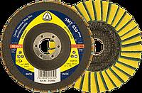 SMT 850 plus: Лепестковый тарельчатый шлифовальный круг КОМБИ