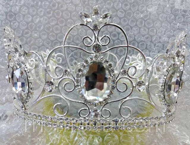 Свадебная бижутерия оптом. Праздничная бижутерия. Диадемы. Короны.