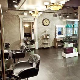 Меблі для салонів краси, устаткування для перукарень .