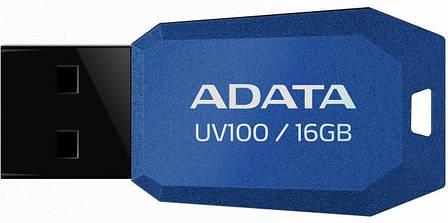 Флешка USB AData UV100 [AUV100-16G-RBL], фото 2