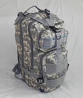 Туристический (тактический) рюкзак на 25 литров RVL B02-пиксель, фото 1