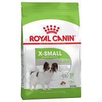Роял Канин Икс Смол Эдалт Royal Canin Xsmall Adult сухой корм для взрослых собак мелких пород 500 г