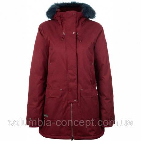 Пальто утепленное женское Columbia Hawks Prairie Jacket