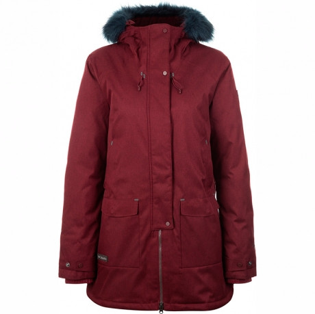 Пальто утепленное женское Columbia Hawks Prairie Jacket , фото 1