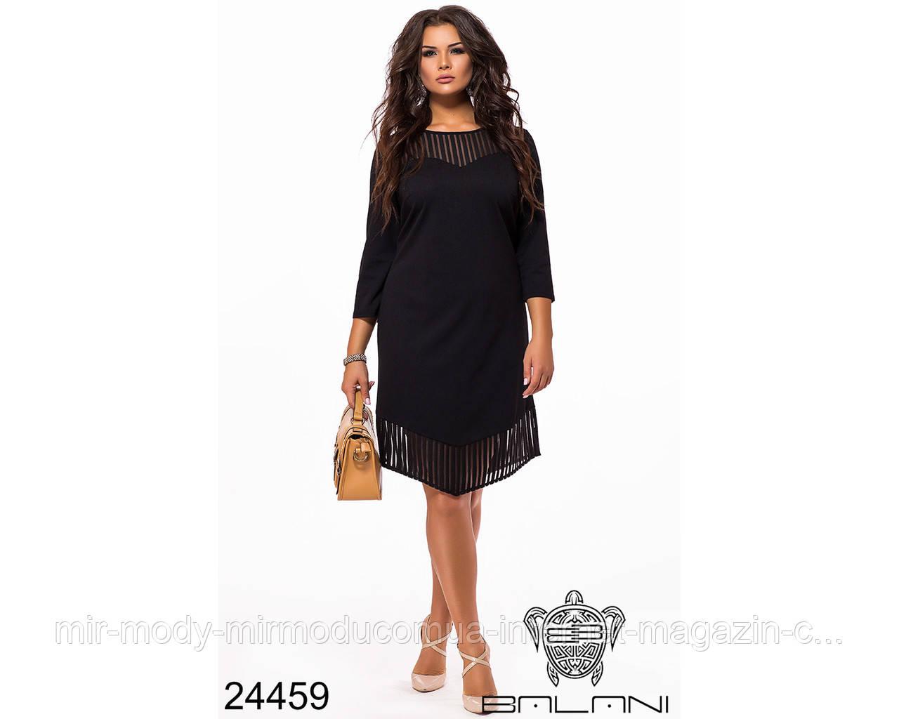 Платье -24459  с 50 по 56  размер (бн)