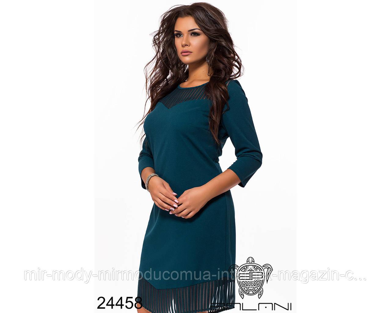 Платье - 24458 с 50 по 56  размер (бн)