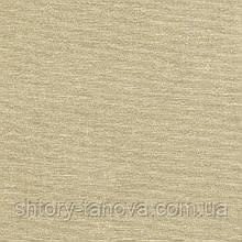 Ткань для штор однотонная бежевая с тефлоновой пропиткой Турция ширина 180 см Ткани для штор на метраж