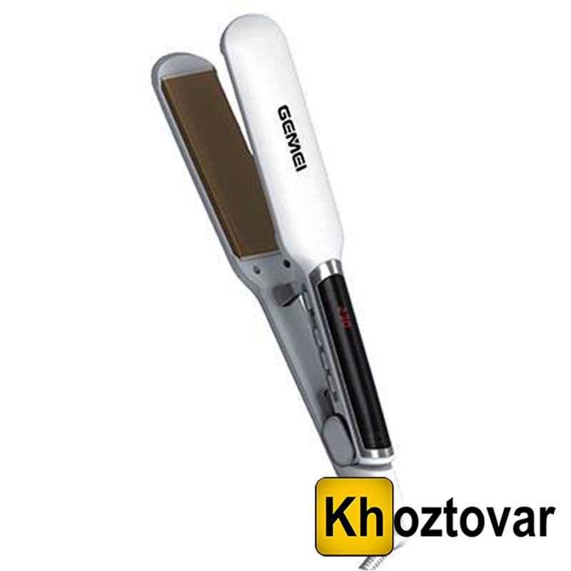 Утюжок для волос Gemei GM-411