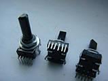 Потенциометр Panasonic b10k, 6ног (c резьбой), фото 3