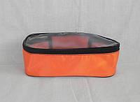 Пенал универсальный оранжевый