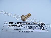 Болт-штуцер М10х1,0 х 20 (под 1 наконечник) медный, кат. № 8.8972