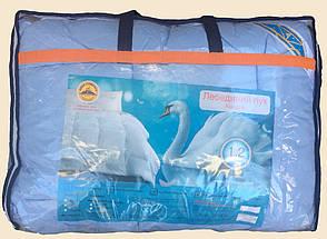 Одеяло Лебяжий пух (ТИК) 195*215 ARDA Company  , фото 2