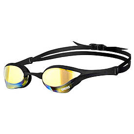 Очки для плавния Arena Cobra Ultra Mirror Yellow/Revo/Black/Black
