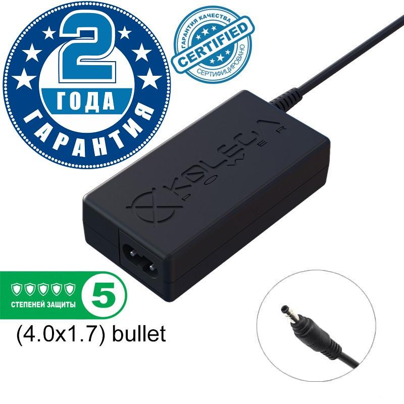 Блок живлення Kolega-Power для ноутбука Dell 19.5 V 3.34 A 65W 4.0x1.7 (Гарантія 24 міс)