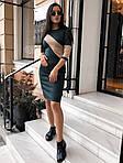 Женское платье батальное, фото 4