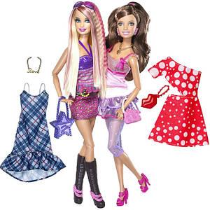 Барбі-Модниця - Barbie Fashionistas