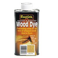 Краситель для древесины WOOD DYE.
