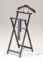 Вешалка раскладная деревянная W-03