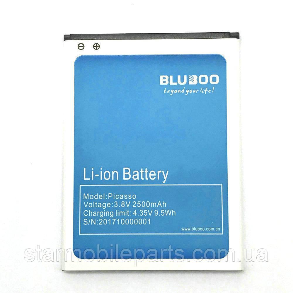 Акумулятор (АКБ, батарея) для Bluboo Picasso (Li-ion 3.8 V 2500mAh)