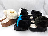 Пинетки детские для мальчиков - ростовка (комплект из 5шт), фото 2