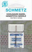 Иглы для мережек Hemstitch H WING 100