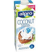 Кокосовое молоко 1 л, Напиток кокосовый, Coconut Original, Алпро, Alpro