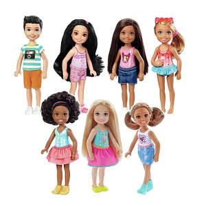 Барбі Клуб Челсі - Barbie Club Chelsea