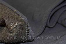 Брюки женские утеплённые флисовой подкладкой в больших размерах, фото 3