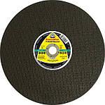 Новинка фирмы KLINGSPOR –   изобретателя технологии   отрезных кругов: T 24 AX Special – универсальный отрезной круг   для резки рельсов