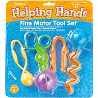"""Игровой набор LEARNING RESOURCES серии """"Маленькие ручки"""" - Веселые инструменты"""