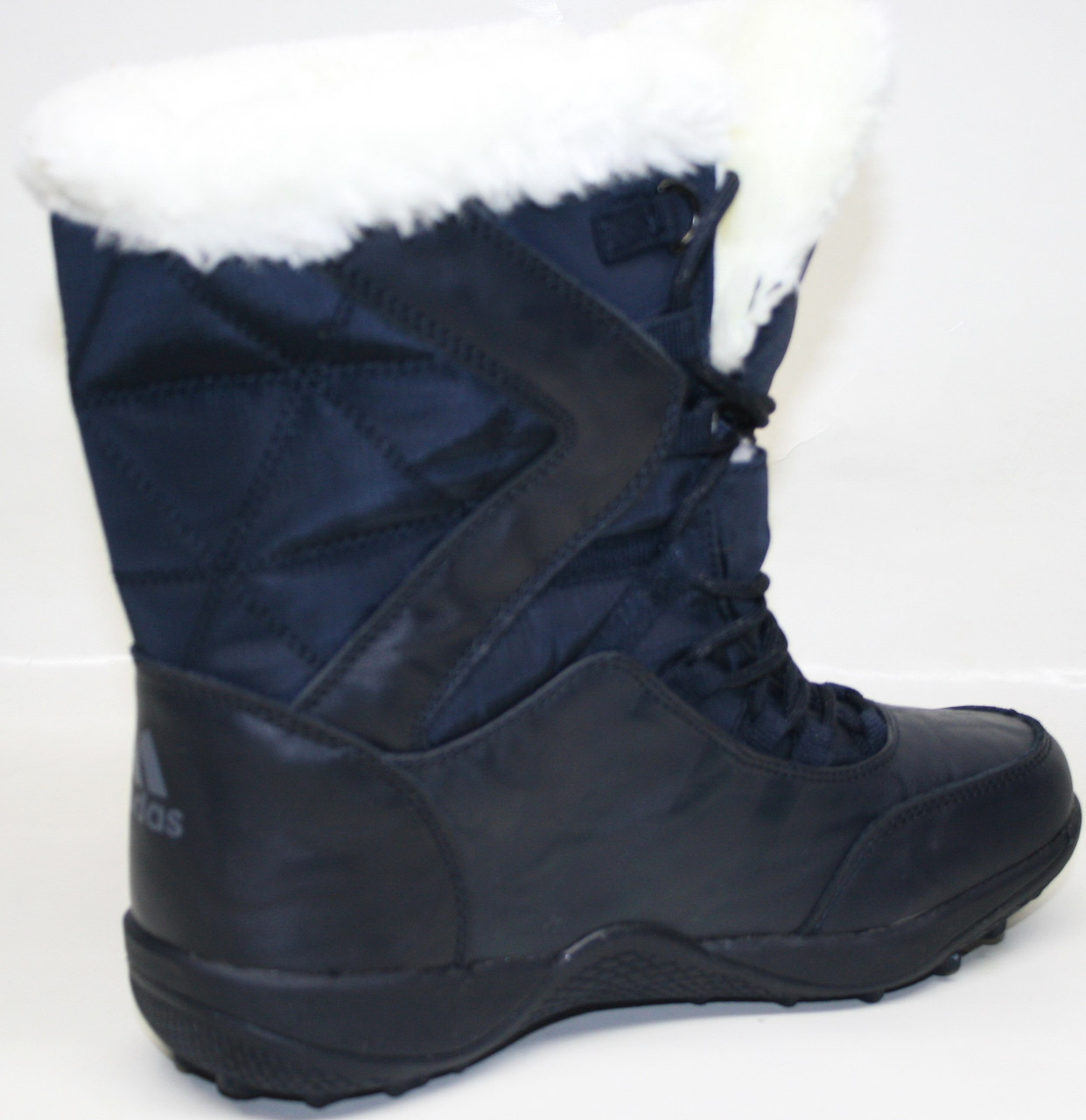 036e8fb5 ... Ботинки кроссовки winter boots adidas climaproof Navy - Dark Gray., ...