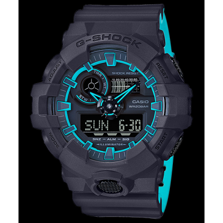 Часы Casio G-Shock GA-700SE-1A2