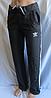 Спортивные штаны женские ( флис; р-ры 48 - 56 )